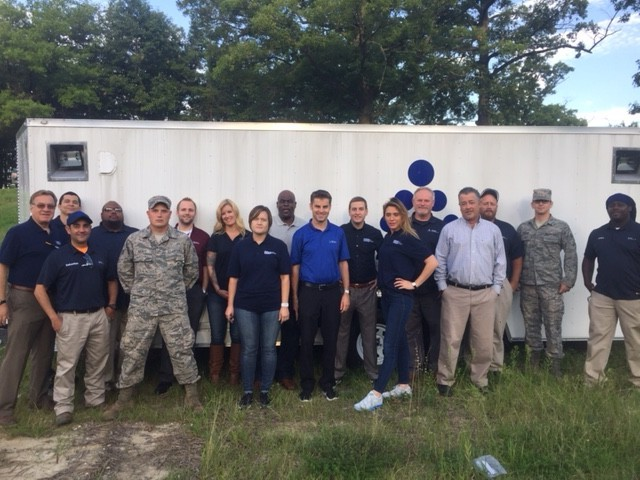 TUS leads water conservation audit at Joint Base Andrews