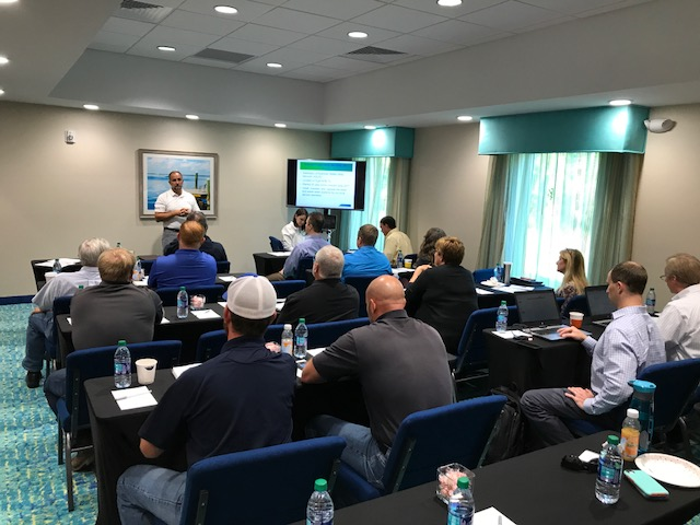 Spring Subcontractor Training Sessions are Underway!